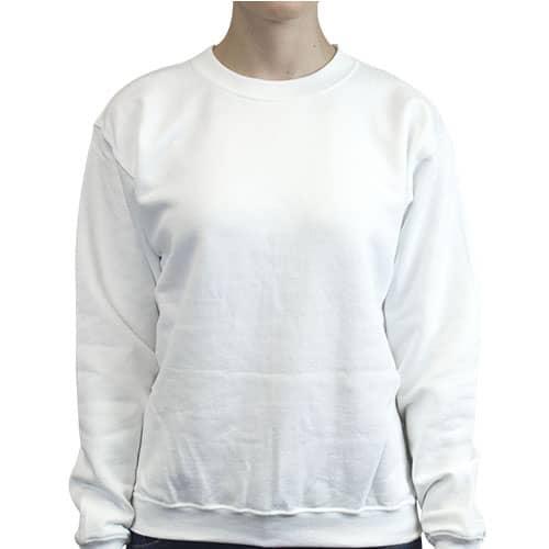 Sudadera cuello Redondo Unisex para Adulto